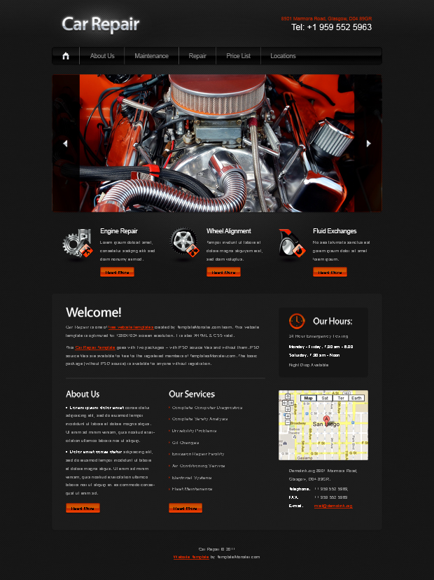 carrepair-template-html-gratuit
