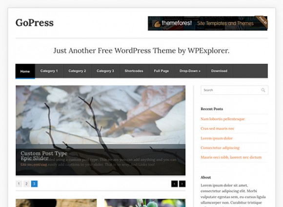 gopress-theme-wordpress-magazine-gratuit