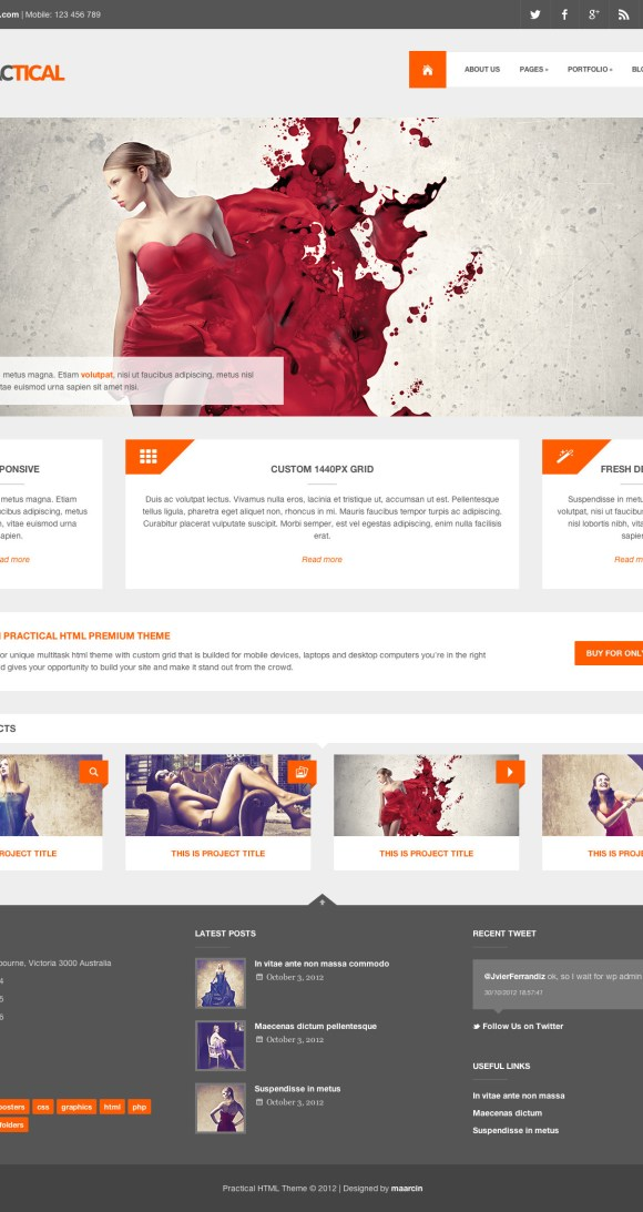 practical-template-html-photographie