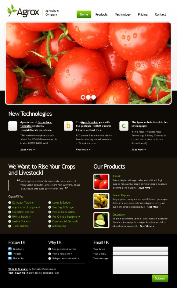 agrox-template-html5-agriculture