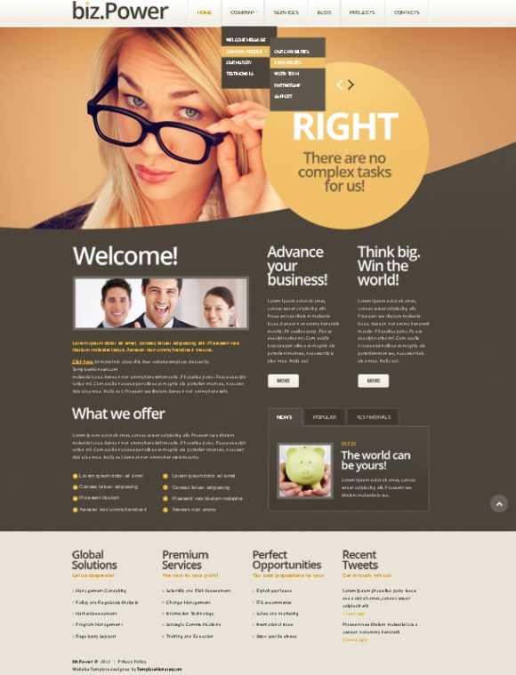 bizpower-theme-wordpress-business