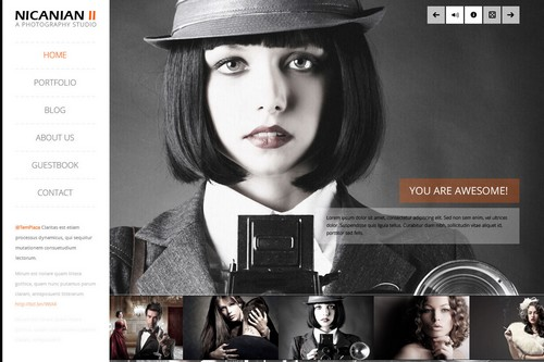nicanian-theme-wordpress-photographie