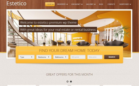 estetico-theme-wordpress-immobilier
