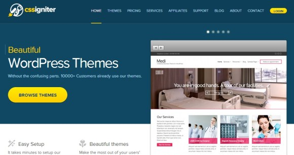 cssigniter-wordpress-themes-club