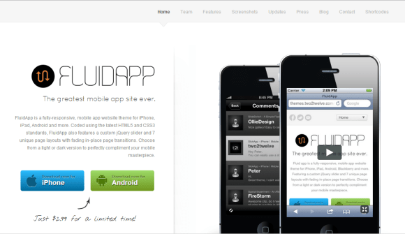 fluidapp-theme-wordpress-site-application-mobile
