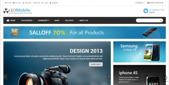 leomobile-theme-prestashop