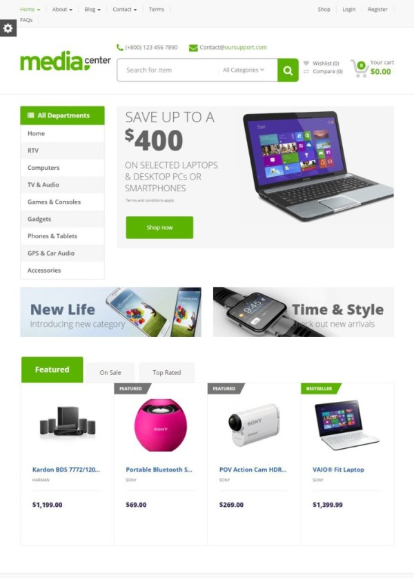 mediacenter-theme-drupal-eboutique