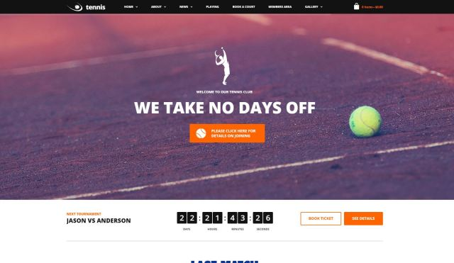 tennis-theme-wordpress-site-sport