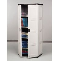 SUNCAST Plastic Storage Cabinets (XR-5040LG), Suncast ...