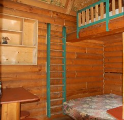 Camping Cabin 3