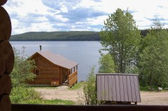 View from Cabin 8