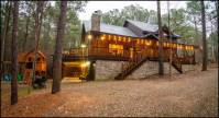 Firewater Creek | Cabin Rentals | Beavers Bend Lodging