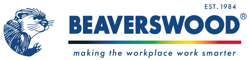 beaverswood new logo making the workplace work smarter since 1984