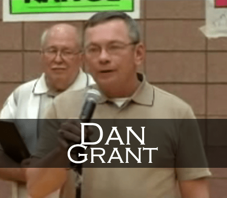 Dan Grant Induction Speech