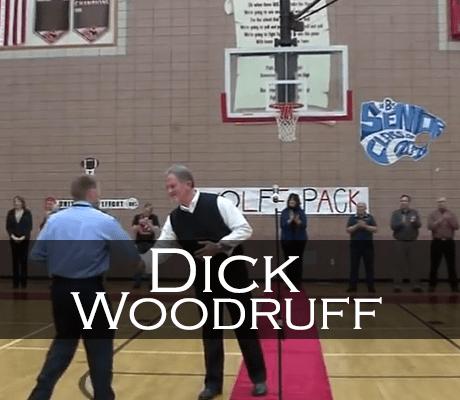 Dick Woodruff Induction Speech