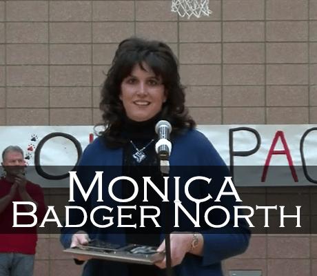 Monica Badger North Induction Speech