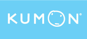 Kumon_LOGO-WH-w-Blue-Background