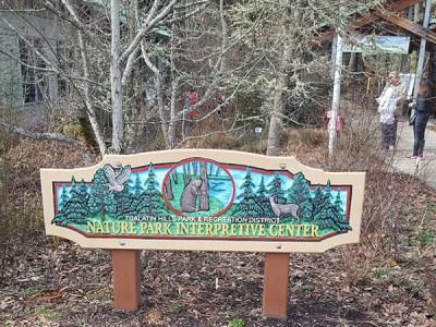 Nature Park Interpretive Center Beaverton Or