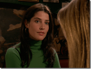 Robin in the first episode
