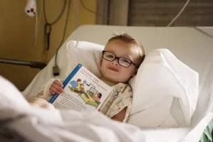 Hospitalisation enfant semi-privée