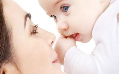 Bébé à 6 mois