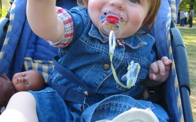 Bébé à 1 an : Son développement