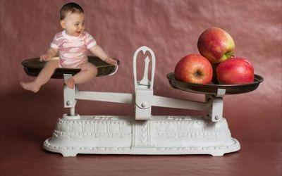 Surveiller le poids de Bébé