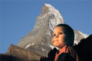 Bébé et l'altitude