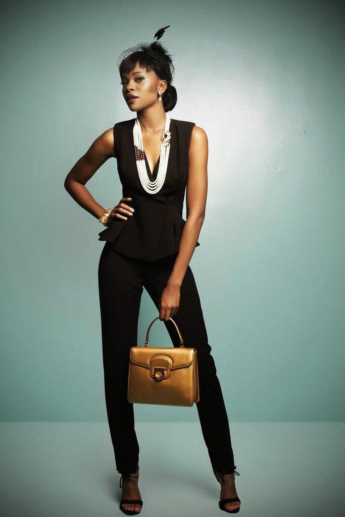 Nigerian Fashion Label Clan Unveils New Collection