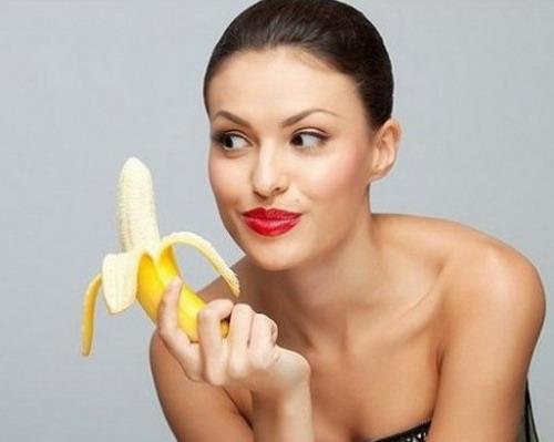 Masker wajah pisang