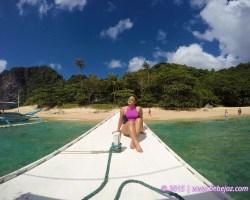 Helicopter Island – El Nido Palawan