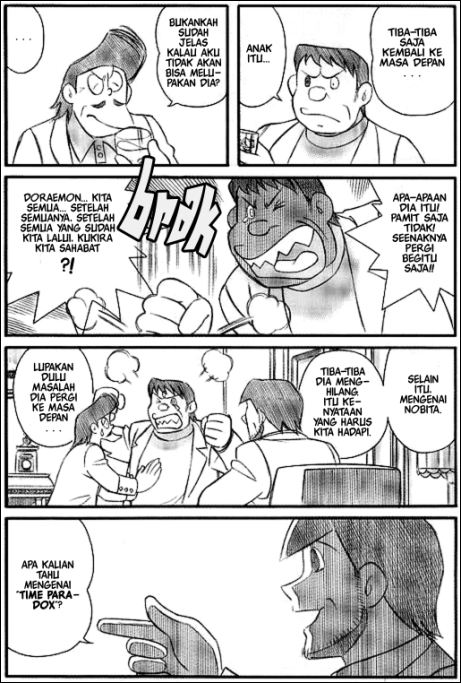 Doraemon Tamat Shootgun Blues