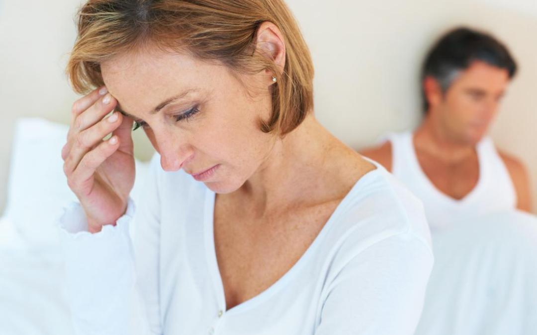 Menopause? Cara Elakkan Dari Menurunnya Keinginan Bersama Suami
