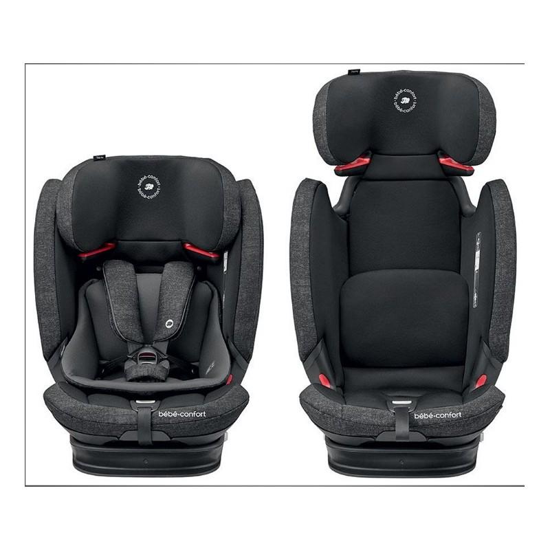 Silla de Auto Titan Pro Bb Confort Grupo 123 Nomad Black