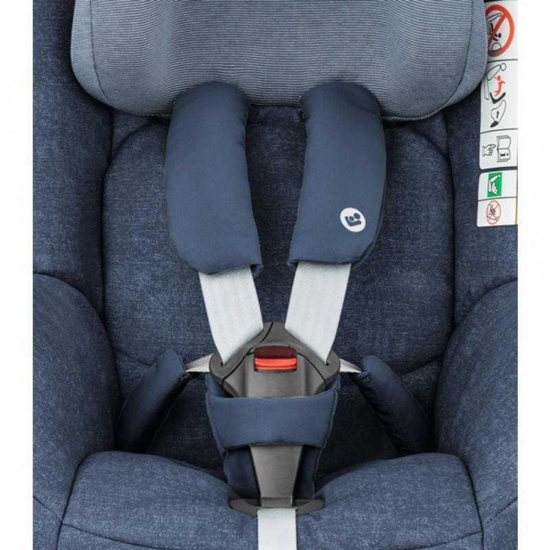 Silla de Auto Pearl Pro Grupo I Isize Nomad blue de MaxiCosi