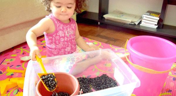 criança de 2 anos e 6 meses comportamento