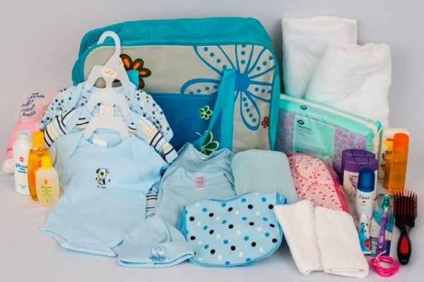 o que levar para maternidade