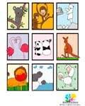 atividades educação infantil 2 a 3 anos memoria