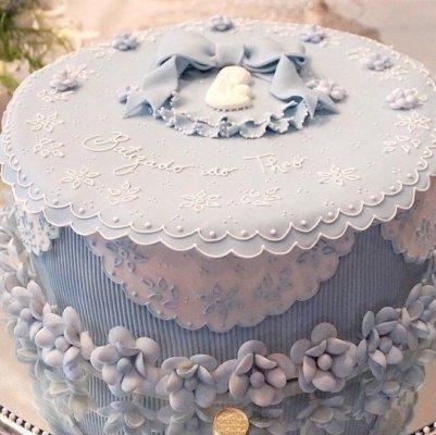bolo de batizado mais lindo do mundo luxo