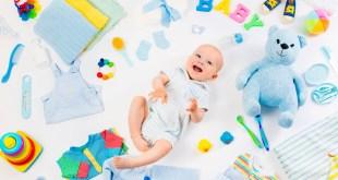 lista de cha de bebe completa