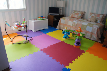 acessórios para bebê piso tatame infantil