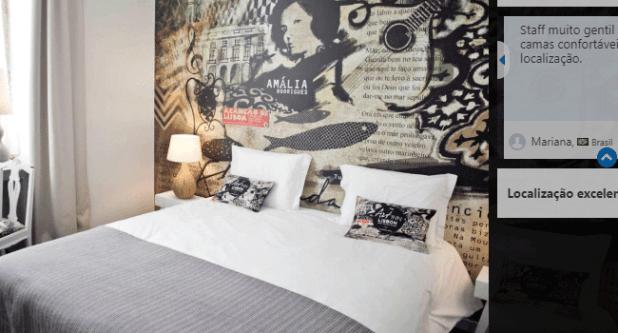 hotéis em lisboa art inn lisbon - booking preço - lisboa portugal