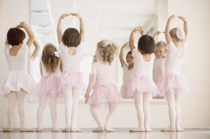 estimulação psicomotora ballet