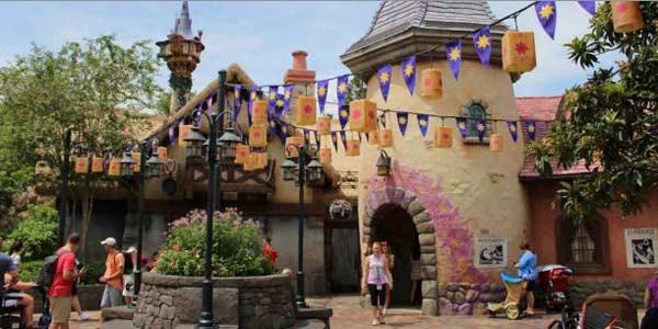 magic kingdom atrações