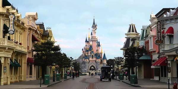 magic kingdom castelo cinderela