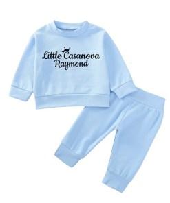 Pakje Little Casanova met naam