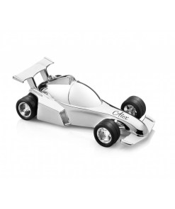 Spaarpot raceauto met naam