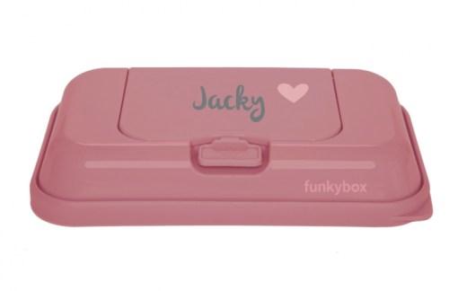 Funkybox TO GO met naam