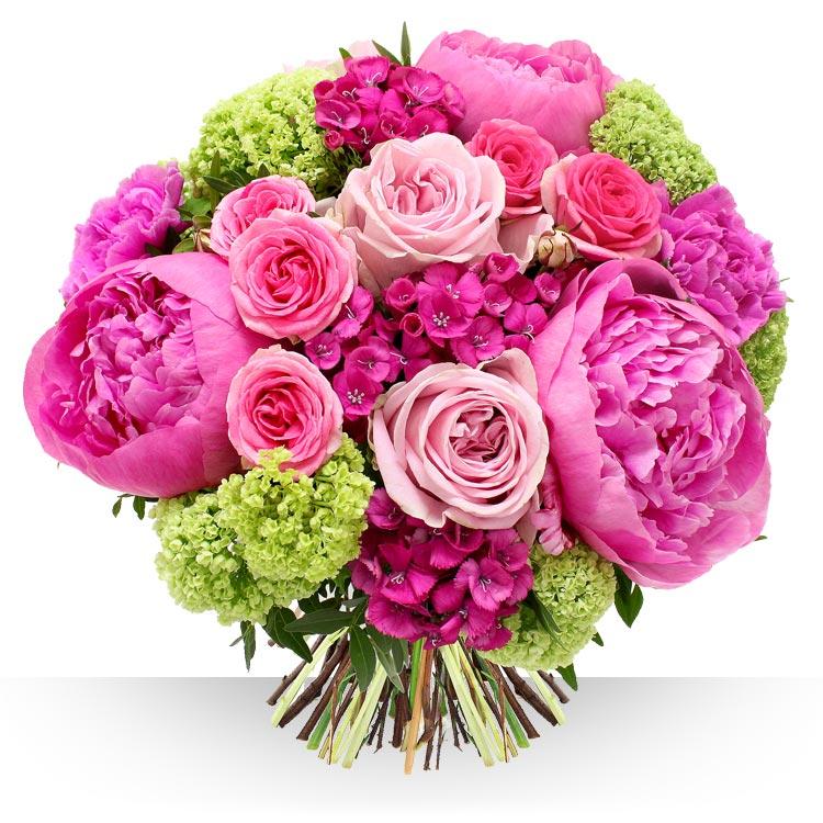 Livraison De Fleurs Avec Le Fleuriste