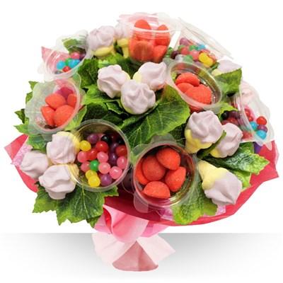 Le Fleuriste Gourmand Cration De Bouquet Chocolat Et